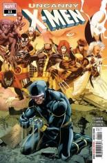 Uncanny X-Men (2019-Present) #11 Variant A