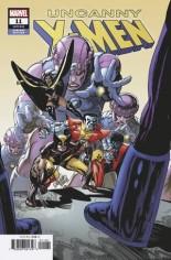 Uncanny X-Men (2019-Present) #11 Variant F: Hidden Gem Variant