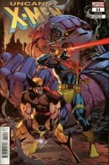 Uncanny X-Men (2019-Present) #11 Variant E