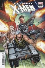 Uncanny X-Men (2019-Present) #11 Variant C