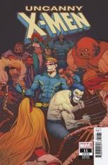 Uncanny X-Men (2019-Present) #11 Variant G