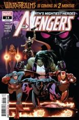Avengers (2018-Present) #14 Variant A