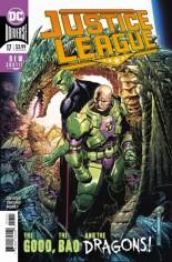 Justice League (2018-2021) #17 Variant A