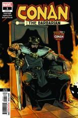 Conan The Barbarian (2019-2020) #1 Variant P: 2nd Printing