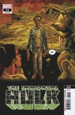 Immortal Hulk #11 Variant C: 2nd Printing
