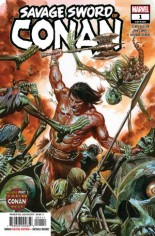 Savage Sword Of Conan (2019-2020) #1 Variant A