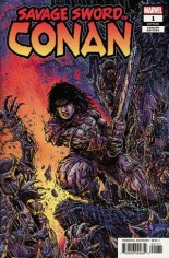 Savage Sword Of Conan (2019-2020) #1 Variant G