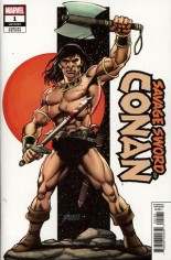Savage Sword Of Conan (2019-2020) #1 Variant H