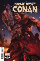 Savage Sword Of Conan (2019-2020) #1 Variant E