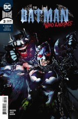 Batman: Who Laughs (2019) #3 Variant A