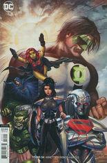 Titans (2016-Present) #34 Variant B
