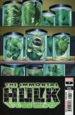 Immortal Hulk #7 Variant E: 2nd Printing