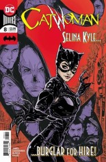 Catwoman (2018-2020) #8 Variant A
