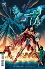 Justice League (2018-2021) #18 Variant B