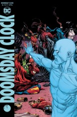 Doomsday Clock #9 Variant B