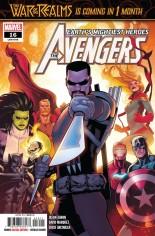 Avengers (2018-Present) #16 Variant A
