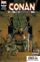 Conan The Barbarian (2019-2021) #4 Variant A