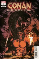 Conan The Barbarian (2019-2021) #4 Variant C