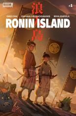 Ronin Island #1 Variant A