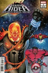 Cosmic Ghost Rider Destroys Marvel History #1 Variant D