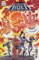 Cosmic Ghost Rider Destroys Marvel History #1 Variant E