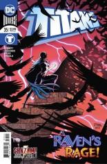 Titans (2016-Present) #35 Variant A