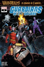 Guardians of the Galaxy (2019-2020) #3 Variant A