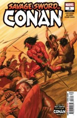 Savage Sword Of Conan (2019-2020) #3 Variant A