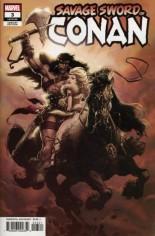 Savage Sword Of Conan (2019-2020) #3 Variant B