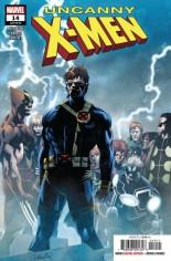 Uncanny X-Men (2019-Present) #14 Variant A