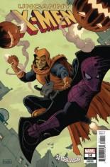 Uncanny X-Men (2019-Present) #14 Variant B: Spider-Man Villains Variant