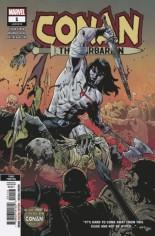 Conan The Barbarian (2019-2020) #1 Variant Q: 3rd Printing