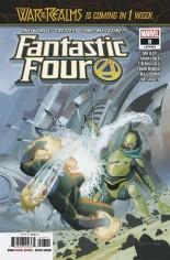 Fantastic Four (2018-2021) #8 Variant A