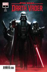 Star Wars: Darth Vader (2020-2021) #1 Variant A