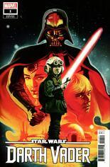 Star Wars: Darth Vader (2020-2021) #1 Variant E