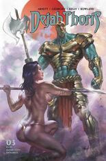 Dejah Thoris (2019-2020) #3 Variant A