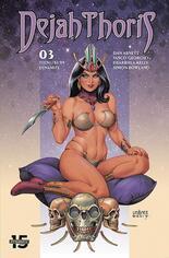Dejah Thoris (2019-2020) #3 Variant C