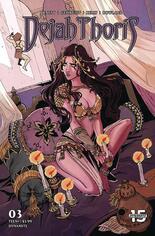 Dejah Thoris (2019-2020) #3 Variant D: Valentine Cover
