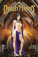 Dejah Thoris (2019-2020) #3 Variant E: Mai S Cosplay Photo Cover