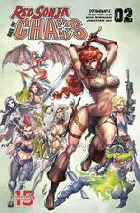 Red Sonja: Age Of Chaos (2020) #2 Variant B