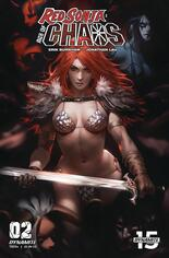 Red Sonja: Age Of Chaos (2020) #2 Variant C