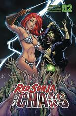 Red Sonja: Age Of Chaos (2020) #2 Variant D