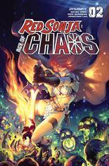 Red Sonja: Age Of Chaos (2020) #2 Variant R: Bonus FOC Variant