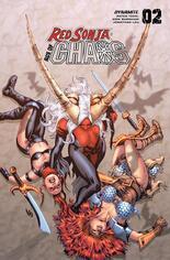 Red Sonja: Age Of Chaos (2020) #2 Variant S: Bonus FOC Variant