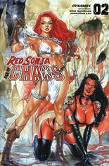 Red Sonja: Age Of Chaos (2020) #2 Variant T: Bonus FOC Variant