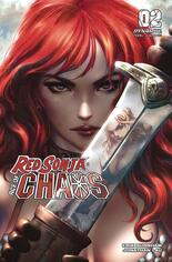Red Sonja: Age Of Chaos (2020) #2 Variant F: Incentive Cover