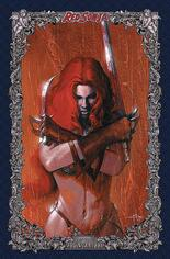 Red Sonja: Age Of Chaos (2020) #2 Variant L: Incentive Icon Edition Cover