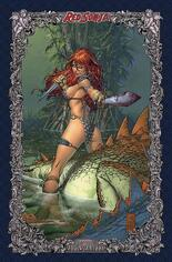 Red Sonja: Age Of Chaos (2020) #2 Variant M: Incentive Icon Edition Cover