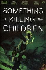 Something Is Killing The Children #4 Variant C: 2nd Printing