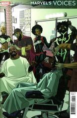 Marvel's Voices #1 Variant B